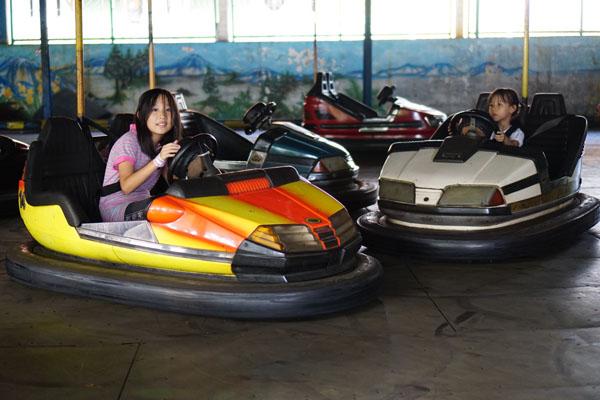 Taman Remaja Boom Boom Car