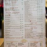 Daftar Menu Italian Restaurant Casa Bocca Surabaya