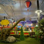Dino In New York Trans Studio Mini Surabaya
