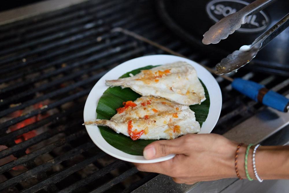 Ikan Bakar Kalima Seafood