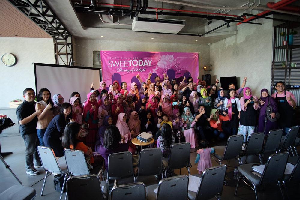 Event Cokelat Colatta Surabaya