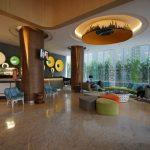 Lobby Hotel Ibis Style Surabaya Jemursari